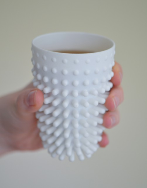Hedgehog cup