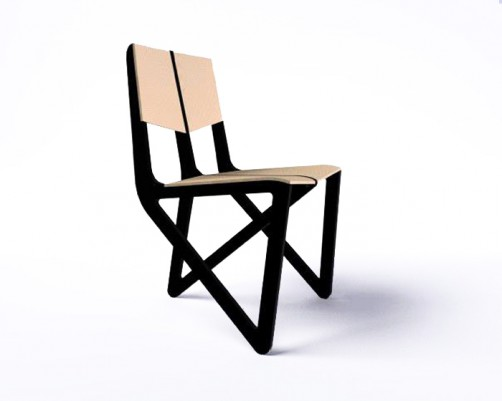Sandwich chair